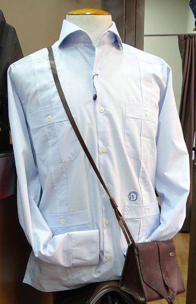 c66230126 Camisas guayaberas